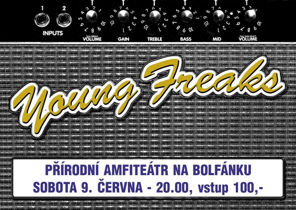 Young Freaks 9.6.